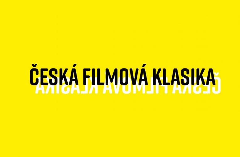 České filmové klasiky zdarma!