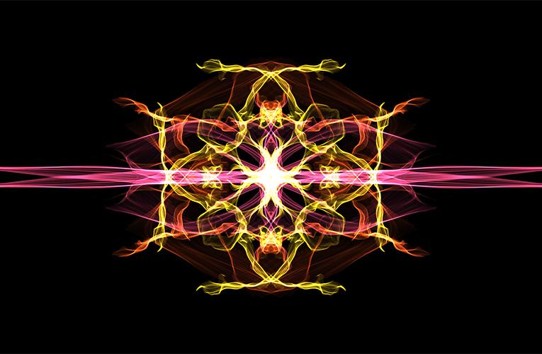 Vytvářejte fascinující abstraktní obrazce