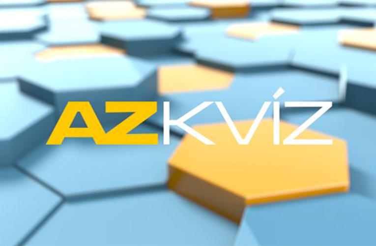 AZ-kvíz online