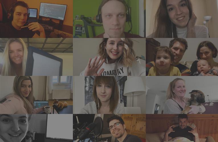 #Stayathome Coding Camp – výuka programováni zdarma