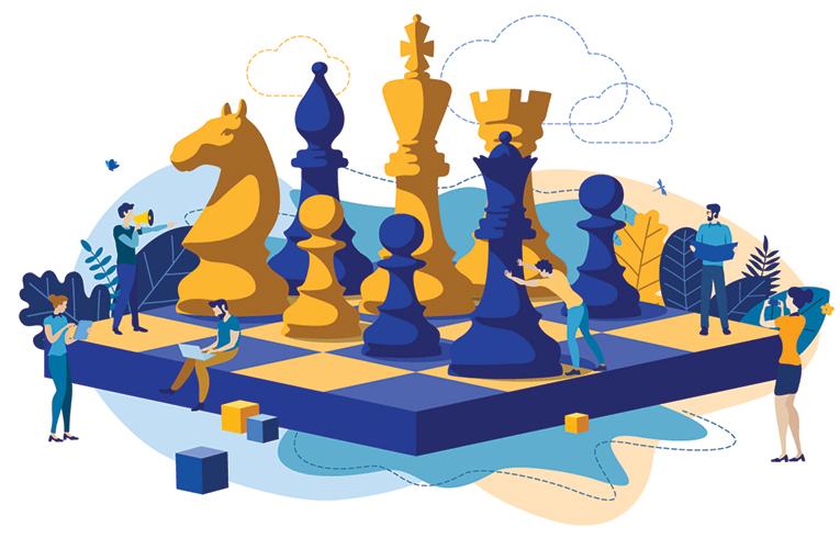 Staňte se mistrem šachu