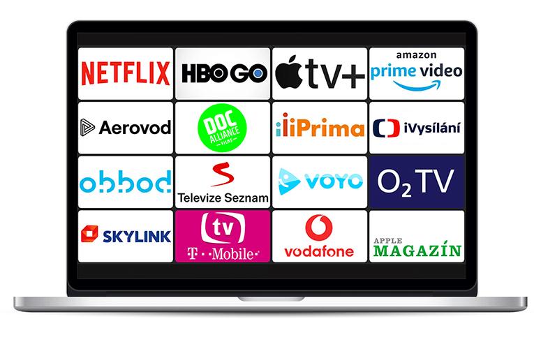 Která streamovací služba nebo videotéka je nejlepší?